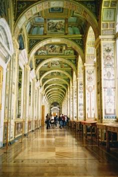 Hermitage Corridor
